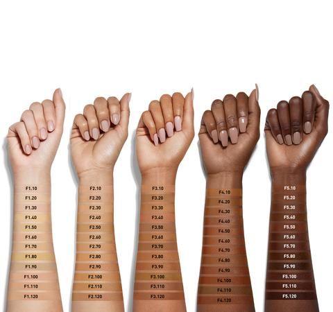 foundation colors