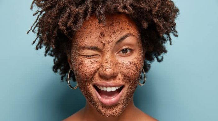how to buy a face scrub