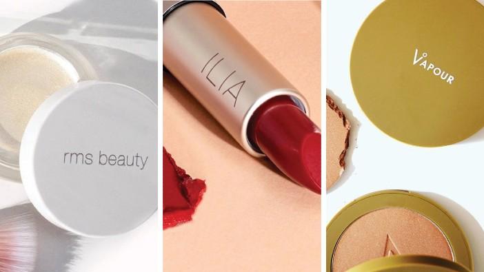 organic makeup products