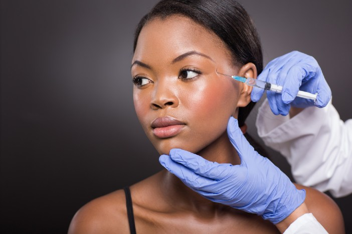 Filling gel for plastic surgery
