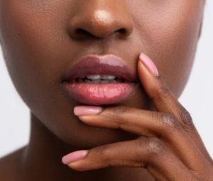 shining lips